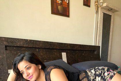 भोजपुरी अभिनेत्री मोनालिसा की तस्वीर (फोटो: इंस्टाग्राम)