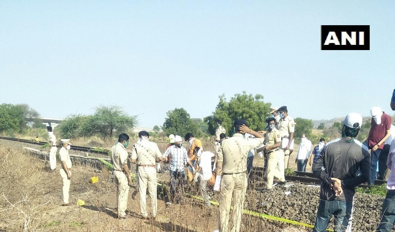 औरंगाबाद में 17 मजदूरों पर से मालगाड़ी चीरती हुई निकल गई, पीएम नरेंद्र मोदी ने किया दुख व्यक्त