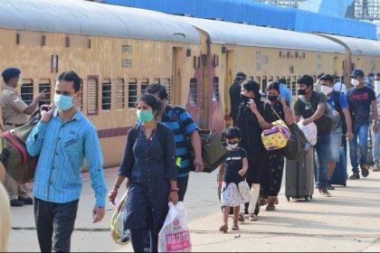 रेल मंत्रालय ने जारी की नई गाइडलाइंस, 'श्रमिक स्पेशल ट्रेन' से सफर करने वालों को इन नियमों का करना होगा पालन