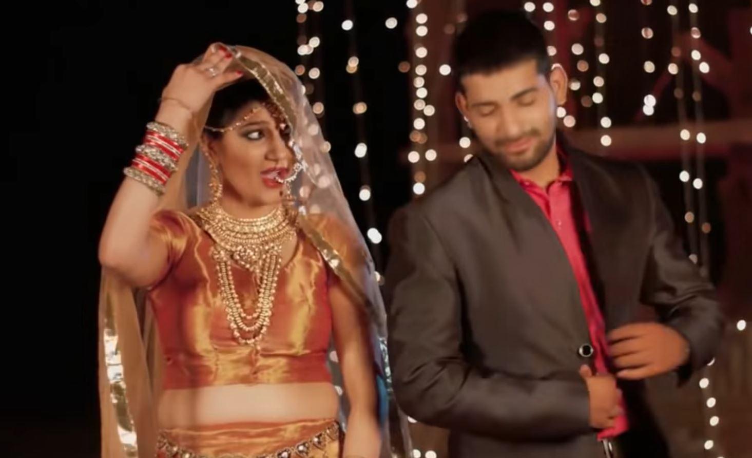 Sapna Choudhary Songs: लॉकडाउन के बीच सपना चौधरी बन गयीं है क्यूट वाइफ, यहाँ देखे वायरल वीडियो