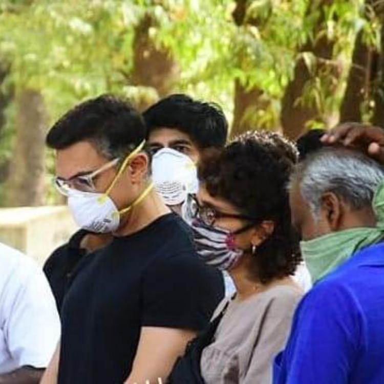PHOTOS: आमिर खान और किरण राव अपने असिस्टेंट अमोस के अंतिम संस्कार में हुए शामिल, हार्ट अटैक से हुआ था निधन