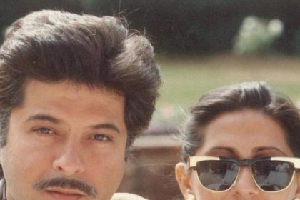 Anil Kapoor and Sunita Kapoor's PRICELESS moments