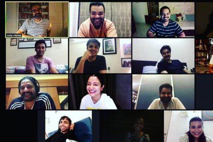 अनुष्का शर्मा और टीम ने 'पाताल लोक' की रिलीज़ पर एक वर्चुअल पार्टी के साथ मनाया सफलता का जश्न!