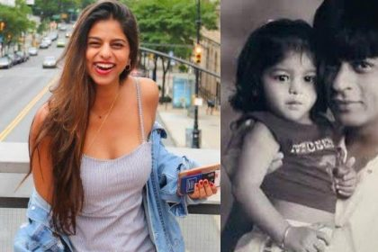 Suhana Khan Childhood Photos