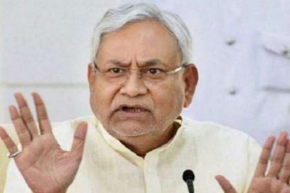 नीतीश कुमार ने किया घोषणा बिहार सरकार प्रवासियों को टिकट के अलावा पांच सौ रुपये भी देगी