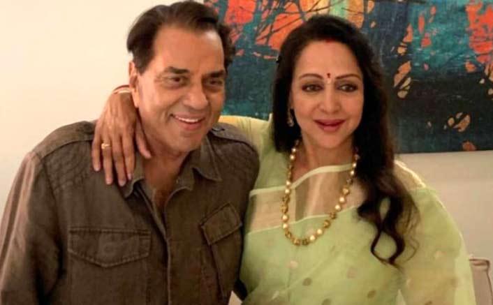 हेमा मालिनी और धर्मेंद्र की शादी को हुए पूरे 40 साल, इस ख़ास अंदाज में अभिनेत्री ने पति को किया विश