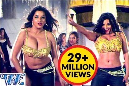 Monalisa Hot Dance Video: 'मेरी ये जवानी' पर मोनालिसा ने किया जबरदस्त डांस, जरूर देखें Video
