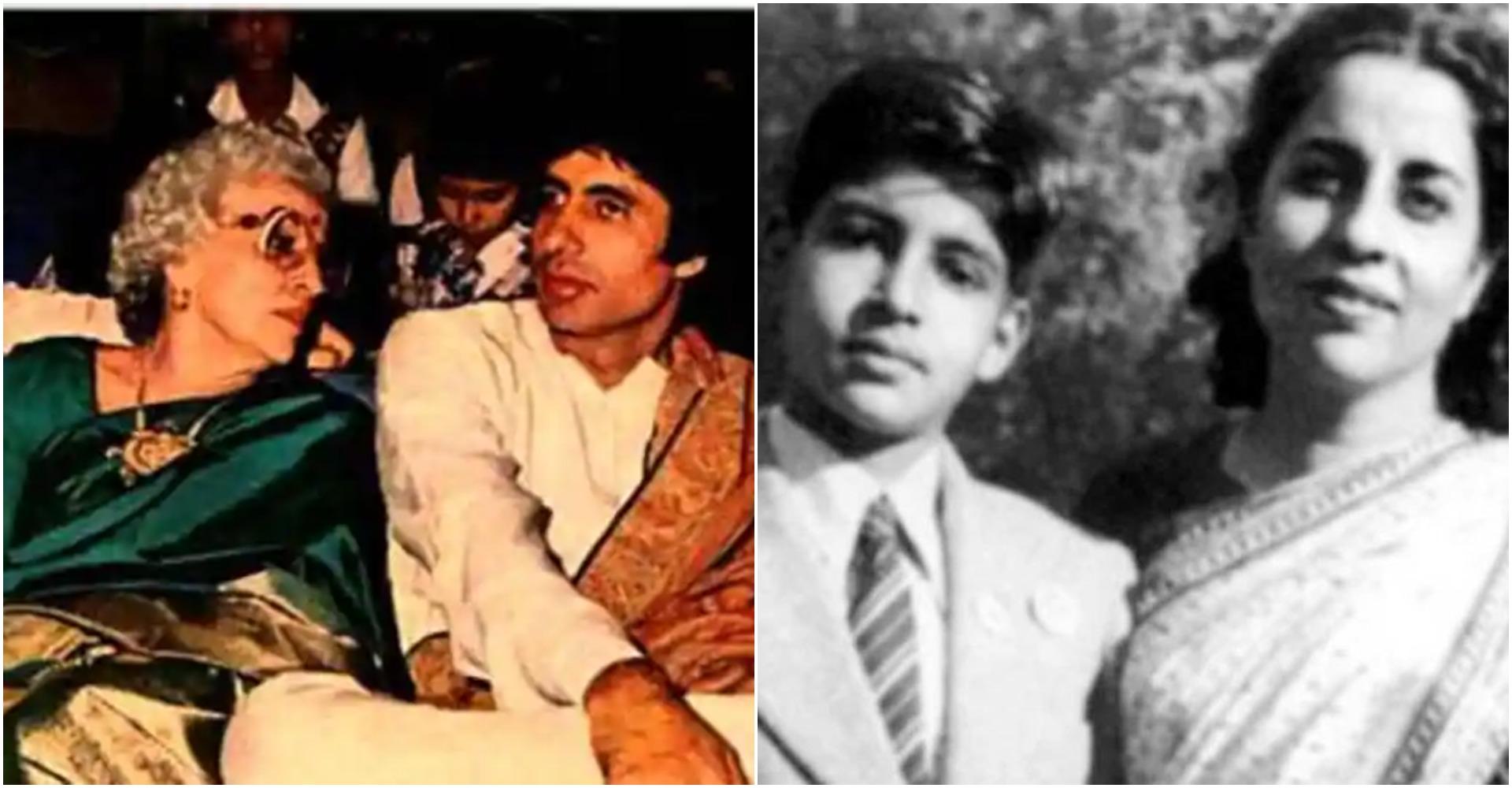 Mother's Day: अमिताभ बच्चन ने आज के इस ख़ास मौके पर माँ को याद कर लिखा इमोशनल नोट, पढ़कर आप भी हो जाएंगे भावुक