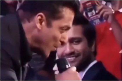 सलमान खान ने कैटरीना कैफ के लिए रोमांटिक अंदाज में गाया गाना, थ्रोबैक Video हो रहा वायरल
