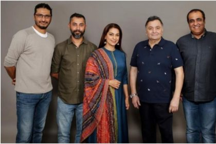 ऋषि कपूर की आखिरी फिल्म 'शर्माजी नमकीन' को ये दो स्टार करेंगे पूरा