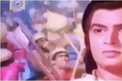 'रामायण' युद्ध सीन पर बना मीम हो रहा रहा है Viral, वीडियो देखकर आप भी अपनी हंसी नहीं रोक पाएंगे