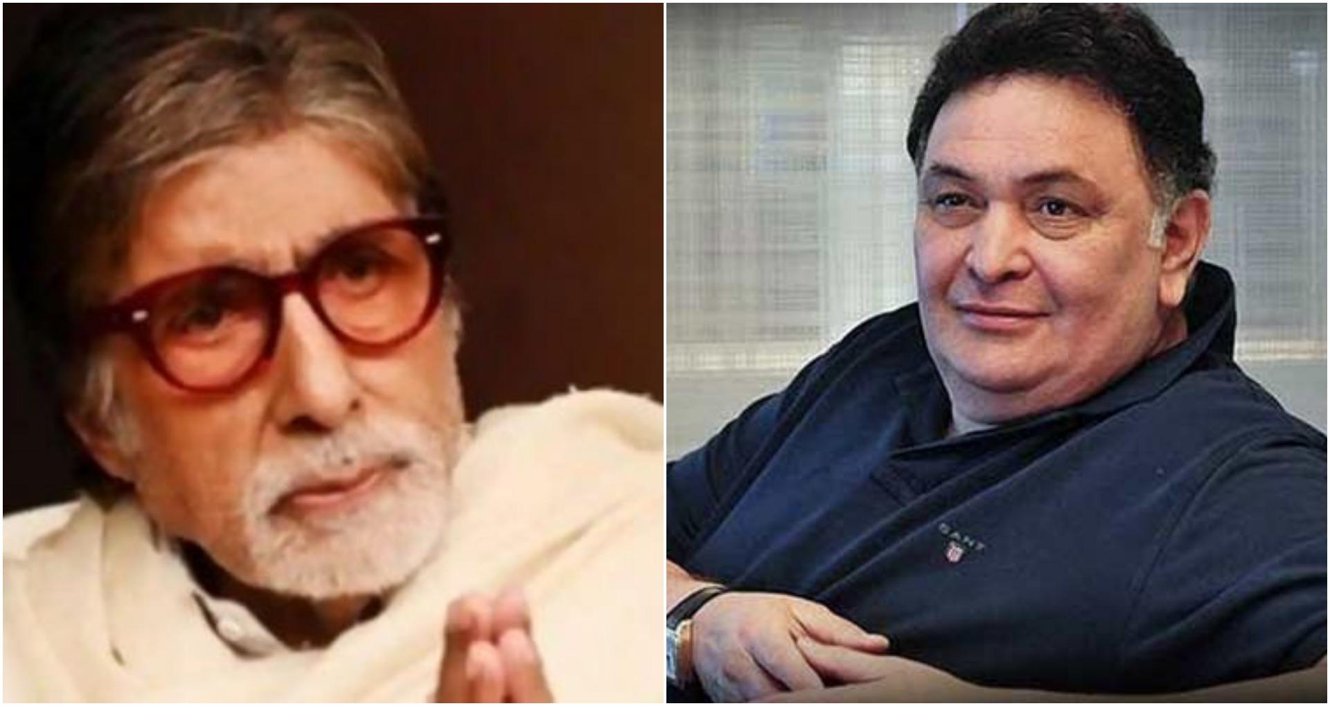 ऋषि कपूर के निधन से दुखी हैं अमिताभ बच्चन, कहा- मैं कभी उन्हें हॉस्पिटल में देखने नहीं गया…