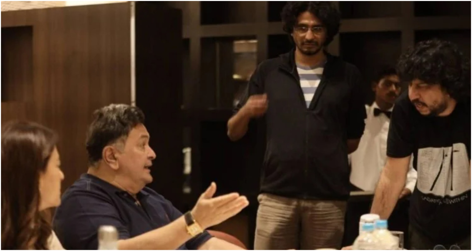ऋषि कपूर की फिल्म 'शर्माजी नमकीन' का सस्पेंस हुआ खत्म, VFX तकनीक का उपयोग कर पूरी की जाएगी फिल्म