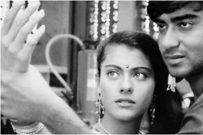 अजय देवगन और काजोल की तस्वीर (फोटो: इंस्टाग्राम)