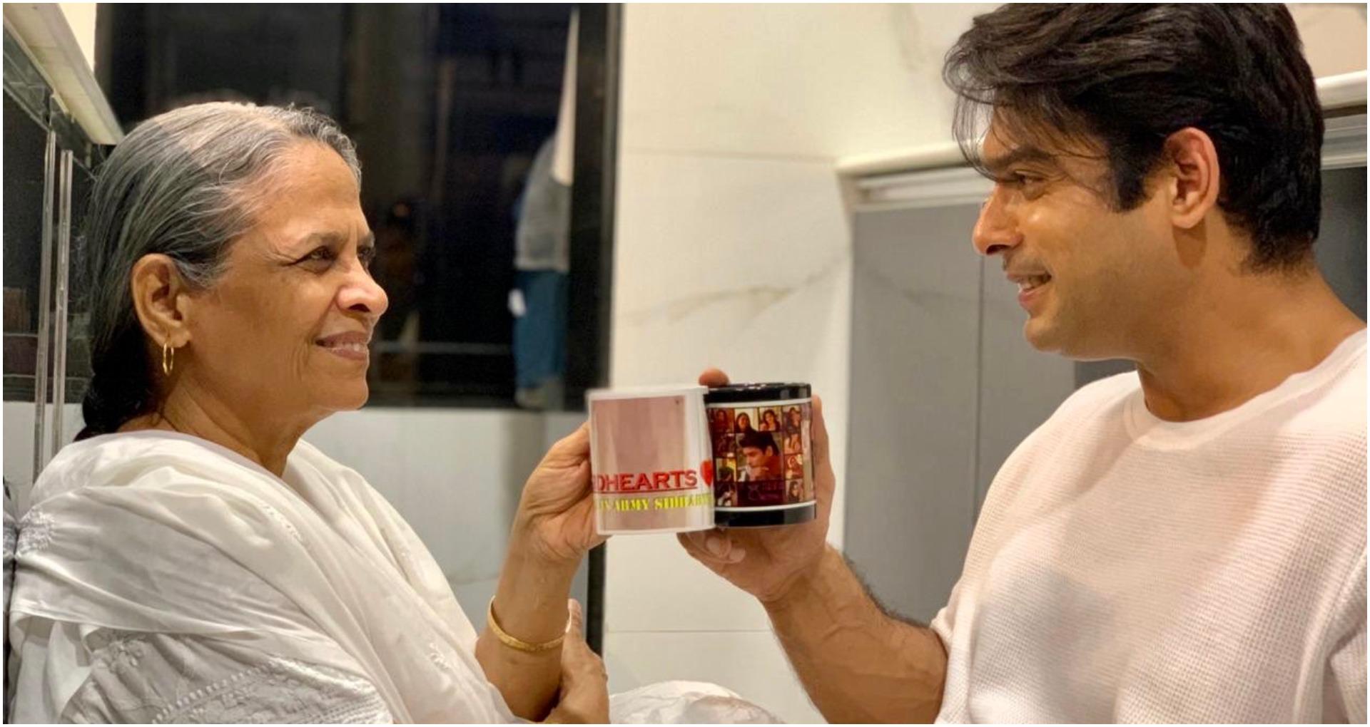 सिद्धार्थ शुक्ला को पसंद हैं सिर्फ मां के हाथ का खाना, कहा- घर में जो भी बनता है ख़ास होता है! जानें पूरी कहानी
