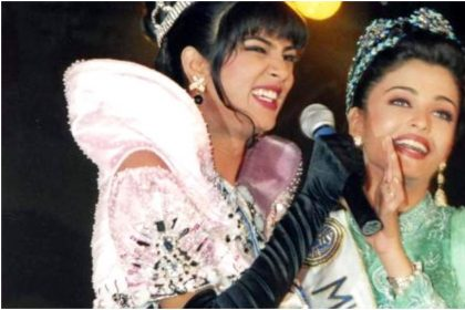Aishwarya Rai Bachchan and Sushmita Sen's incredible throwbacks photos are prove that they are the beauty queens