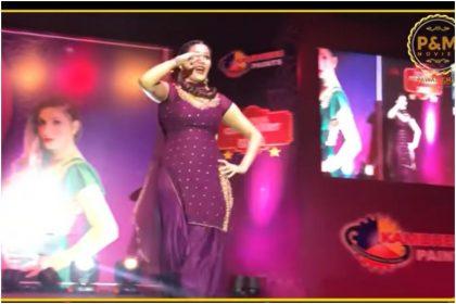 Sapna Choudhary Song: सपना चौधरी हरियाणवी गाना 'चुंदड़ी जयपुर की' पर लाजवाब डांस मूव्स करती आयीं नजर