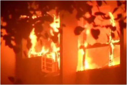 बांग्लादेश के अस्पताल में कोरोना यूनिट में लगी आग, चार पुरुष और एक महिला की लाश हुई बरामद