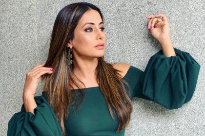 Hina Khan को हरे रंग के हर शेड से है बेशुमार प्यार, इस बात का अंदाजा आप इनके इन ओउत्फिट्स से पता कर सकते है