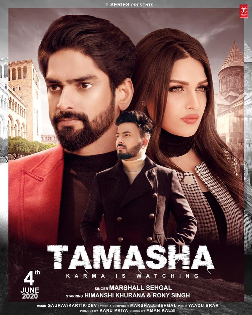 Tamasha Song: हिमांशी खुराना का नया गाना तमाशा का टीजर हुआ रिलीज, फैंस ने दिया जबरजस्त रिस्पॉन्स