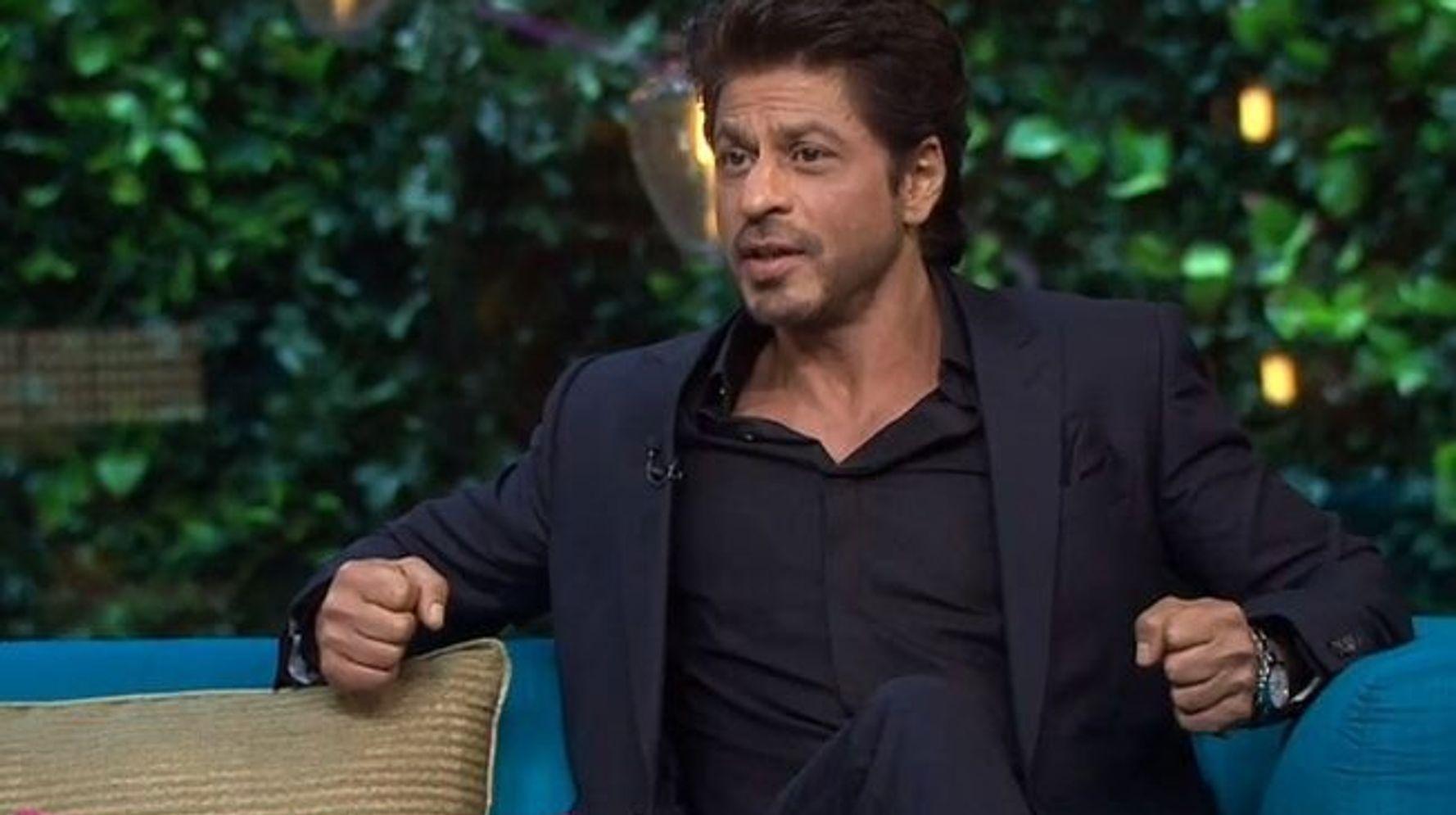 जब करण जौहर ने शाहरुख खान से राखी सावंत के किस वाले आरोप के बारे में पूछा, तो किंग खान ने दिया मजेदार जवाब