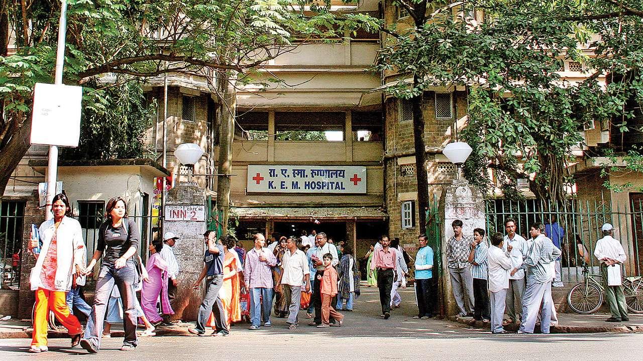 मुंबई के KEM हॉस्पिटल में लगातार बढ़ रहा है कोरोना संक्रमितियों के मौत का आकड़ा, अब तक हुई 460 लोगों की मौत