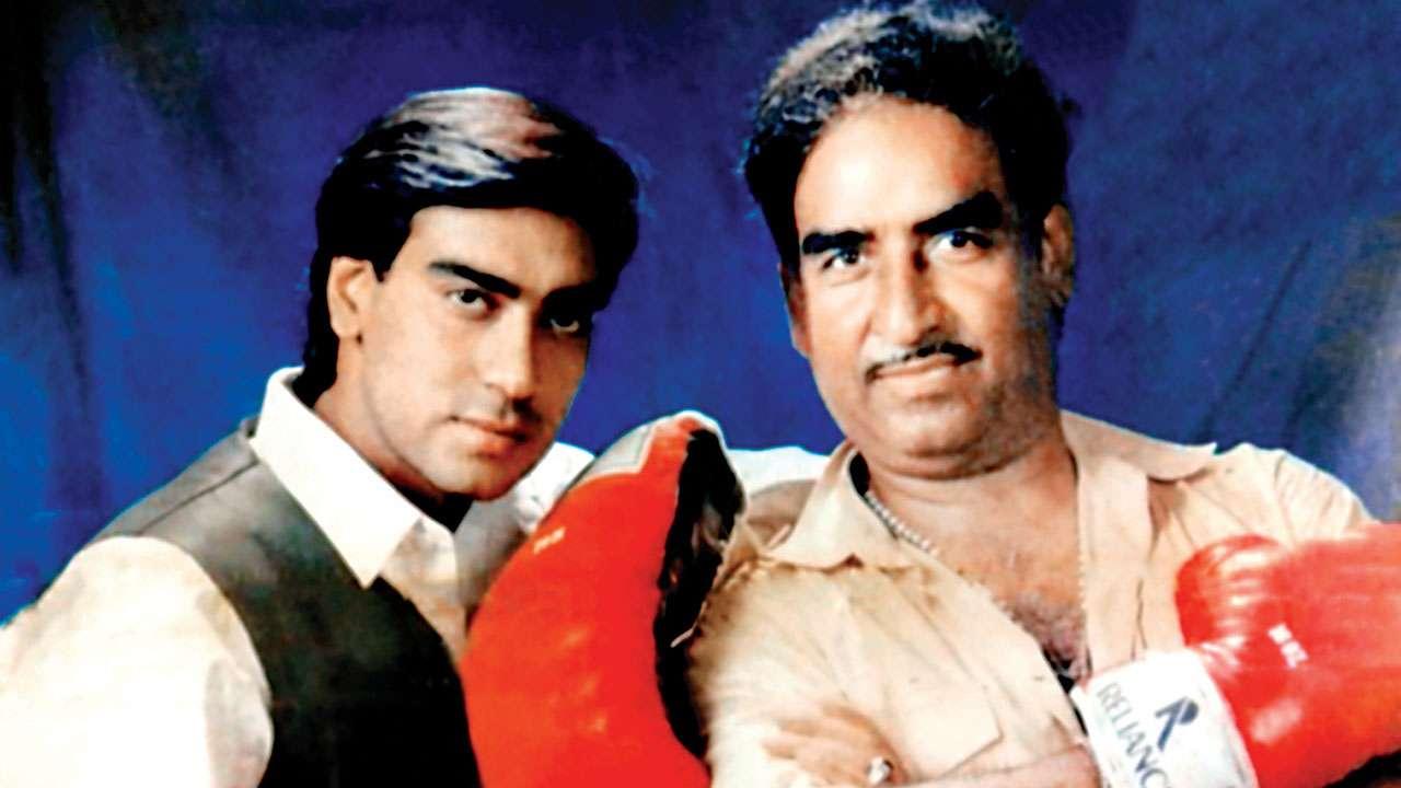 Fathers Day: एक्टर अजय देवगन ने फादर्स डे के इस खांस मौके पर पिता की थ्रोबैक तस्वीर शेयर कर उन्हें याद किया