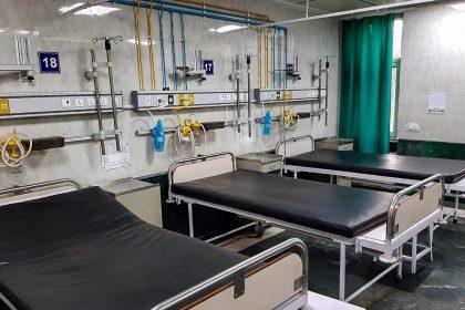 दिल्ली सरकार का दावा- सरकारी अस्पतालों में 28.77 फीसदी बेड भरे है बाकी खाली है, जानिए कहा उपलब्ध है कितने बेड