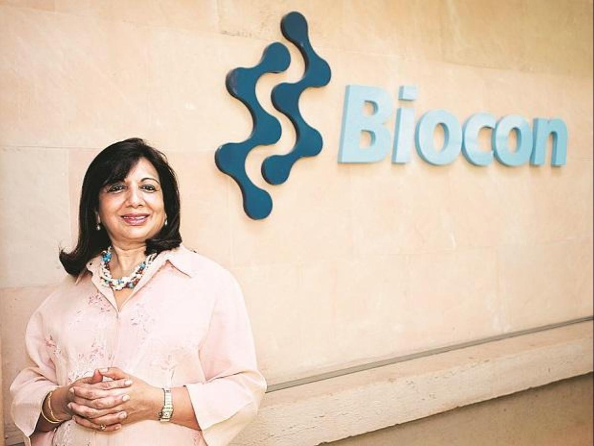 चाइनीज ऐप बैन पर किरण मजूमदार ने दी प्रतिक्रिय बोली- इंडिया के स्टार्टअप वालों के लिए है शानदार मौका
