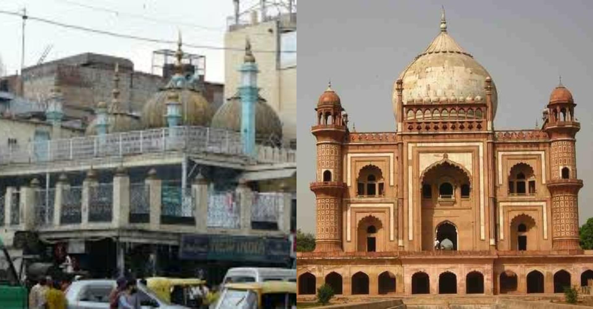 Unlock 1: लंबे समय से लॉकडाउन के बाद दिल्ली में आज से 10 ऐतिहासिक मस्जिदें और मकबरे खुल गए जहा होती है इबादत
