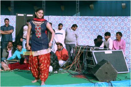 Sapna Choudhary Songs: सपना चौधरी का थ्रोबैक डांस वीडियो 'यार तेरा चेतक पे चाले' हो रहा है वायरल, देखे वीडियो