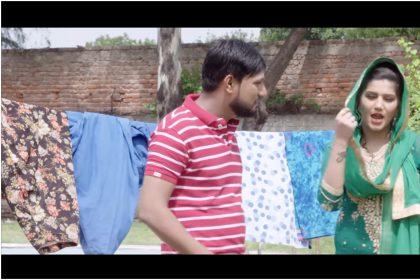 Sapna Choudhary Songs: सपना चौधरी के हरयाणवी डांस वीडियो 'तेरी लट लग जाएगी' में दिखा जबरजस्त देसी डांस मूव्स