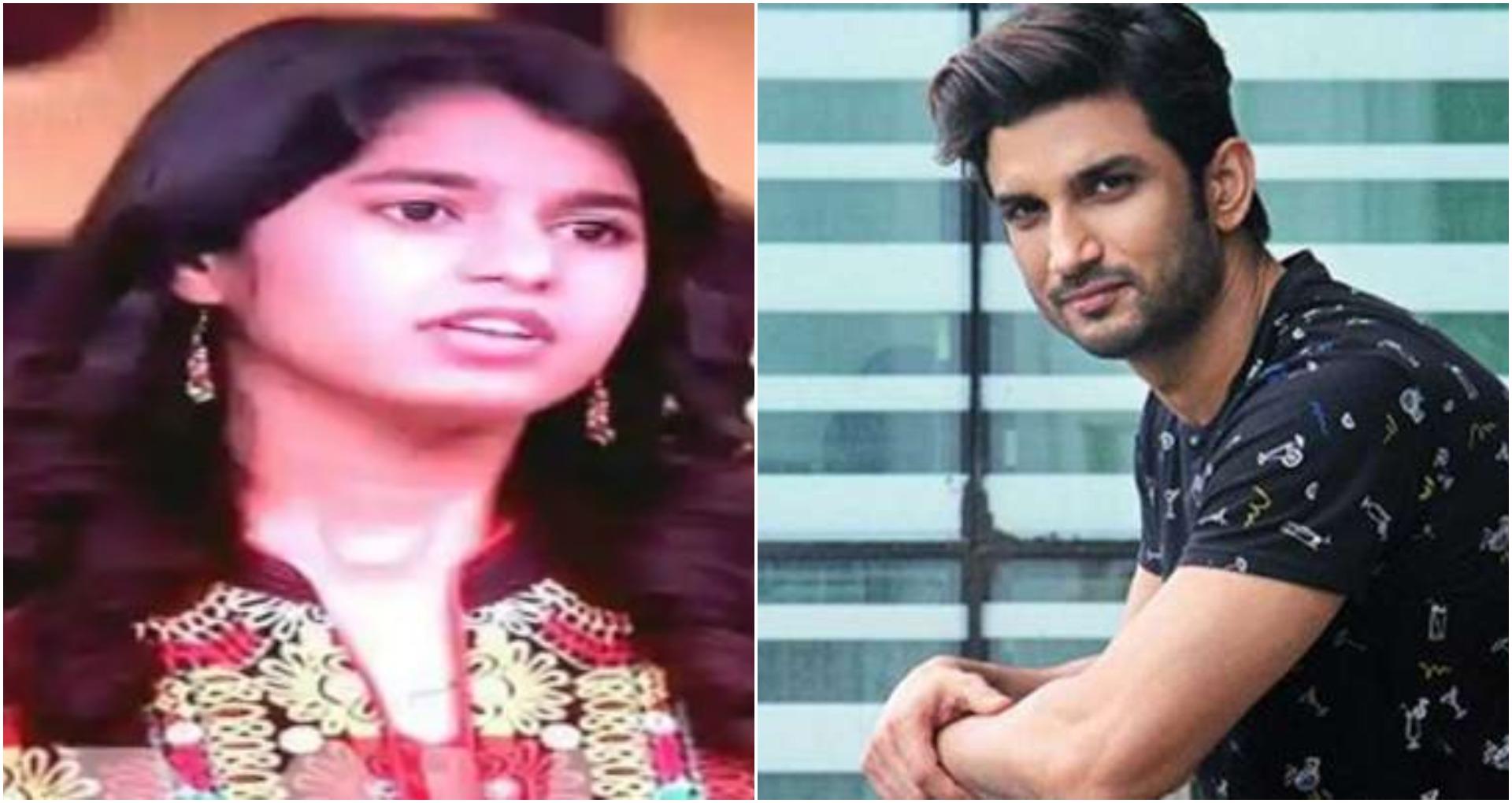 सुशांत सिंह राजपूत की आत्महत्या से दुखी हैं मैथिली ठाकुर, कहा- नहीं गाएंगी बॉलीवुड गाने