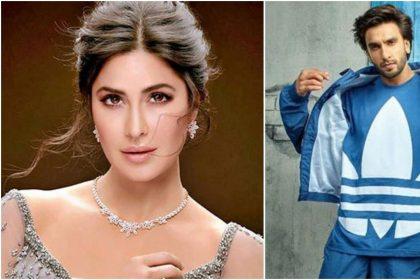 कैटरीना कैफ और रणवीर सिंह के फैंस के लिए आई अच्छी खबर, परदे पर एक साथ नजर आएंगे दोनों सितारे!