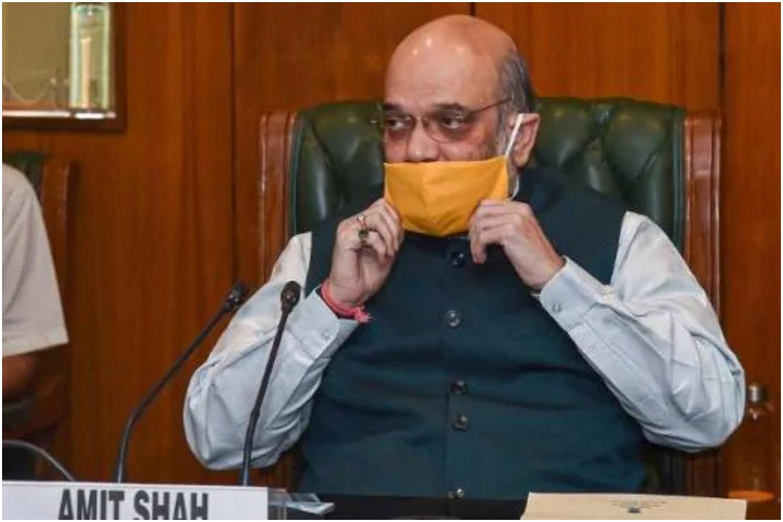 गृह मंत्री अमित शाह की बैठक में कांग्रेस ने दिए कई सुझाव, डॉक्टर और मेडिकल स्टाफ की संख्या बढ़ाने की मांग