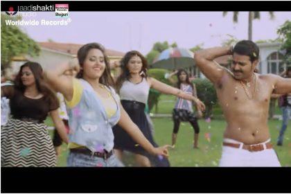 Bhojpuri Songs: काजल राघवानी ने भोजपुरिया अंदाज में पवन सिंह को बोलीं सॉरी, एक-दूसरे से लिपटी नजर आई ये जोड़ी