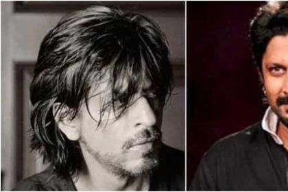 शाहरुख खान और अरशदवारसी की तस्वीर (फोटो: इंस्टाग्राम)