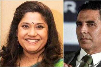 रेणुका शहाणे ने अक्षय कुमार को बताया फरिश्ता, कहा- कठिन समय में उन्होंने…