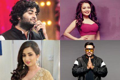 Bollywood के पॉपुलर सिंगर्स एक गाने के लेते है लाखों रुपये, यहाँ जानिए कौन कितना चार्ज करता है
