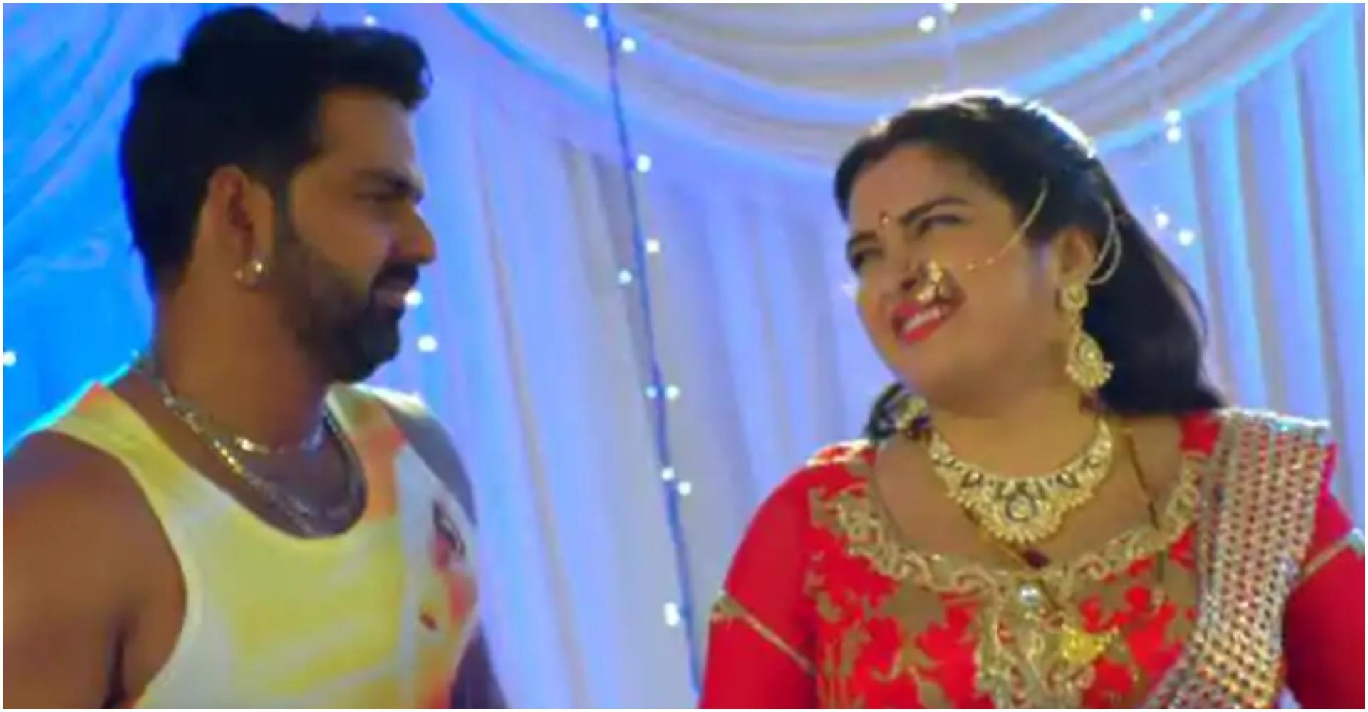 Bhojpuri Songs: पवन सिंह और आम्रपाली दुबे का जबरजस्त हॉट भोजपुरी गाना देख उड़ जाएंगे आपके होश, देखे वीडियो