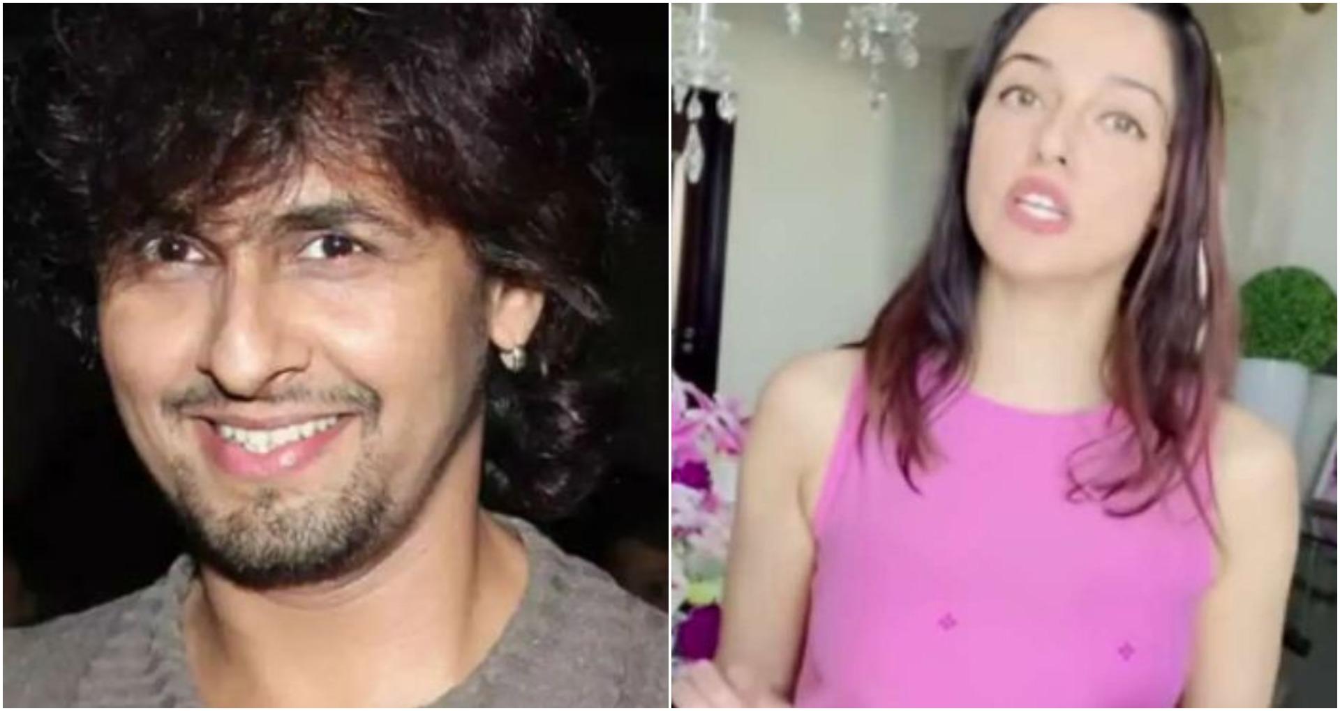 दिव्या खोसला कुमार की वीडियो पर सोनू निगम ने ली चुटकी, इस अंदाज में दिया रिएक्शन