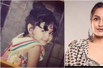 Sonakshi Sinha adorable THROWBACK photos