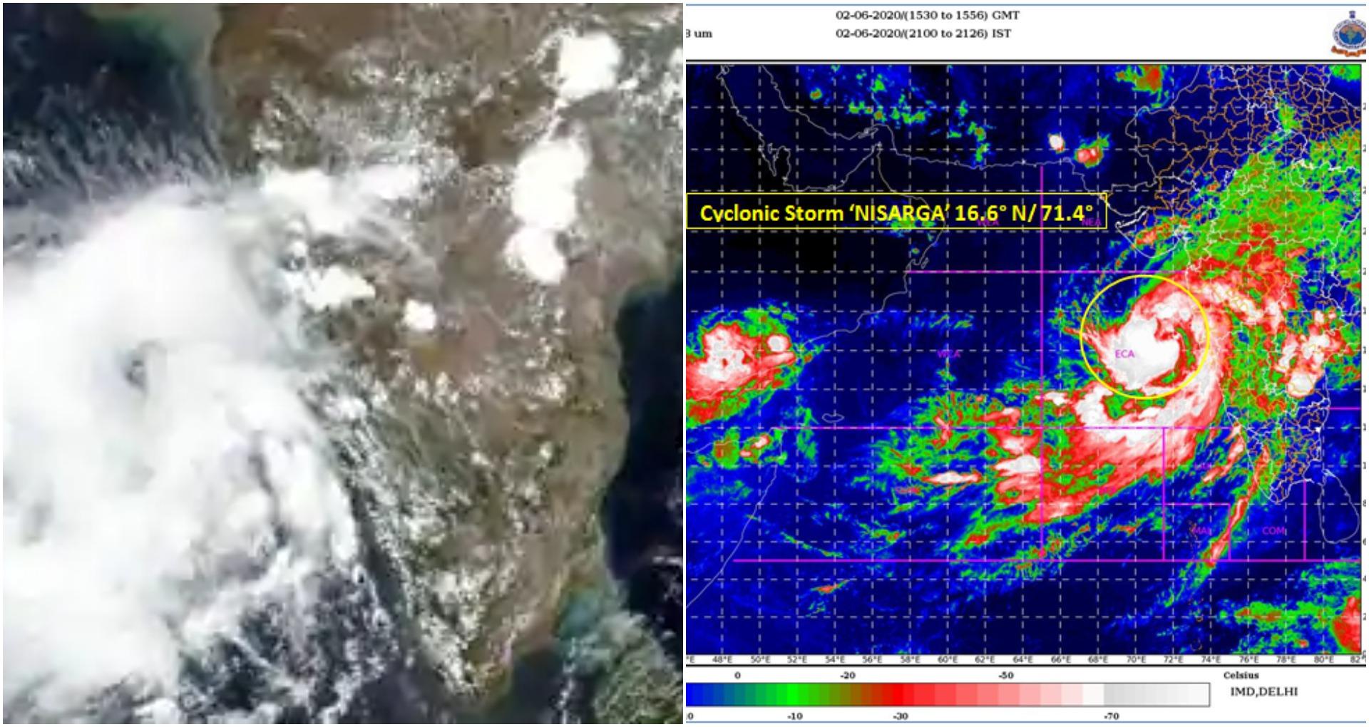 Nisarga Cyclone: मुंबई के लिए 3 जून और 4 जून बहुत ही महत्वपूर्ण, जानें निसर्ग तूफ़ान का मार्ग और गाइडलाइन