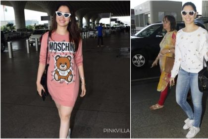 Tamannaah Bhatia spotted at Airport in a stylish Look, see photos