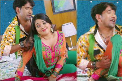 Nirahua Video Song: निरहुआ और आम्रपाली दुबे ने मचाया धमाल, फिल्म 'सिपाही' का गाना हो रहा वायरल