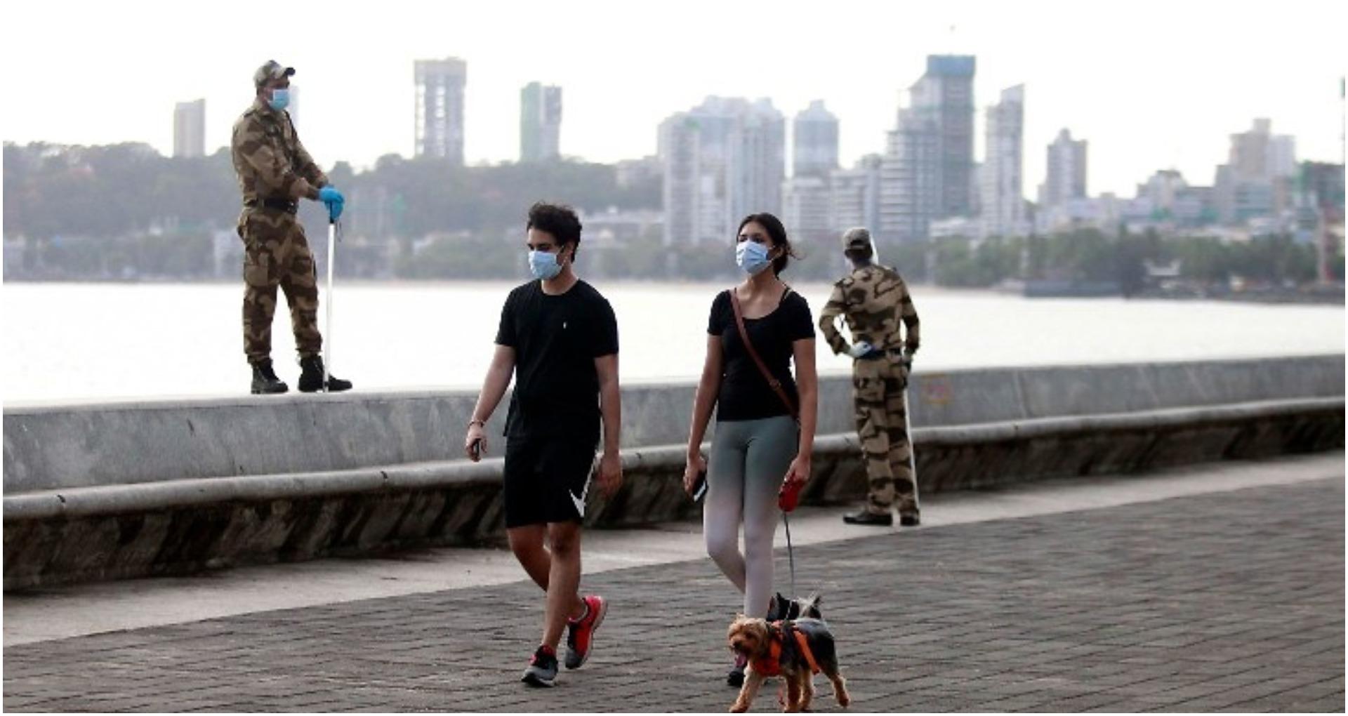मुंबई ने वुहान को छोड़ा पीछे, कोरोना एक्टिव केसेस 50,878, वहीं महाराष्ट्र में 90,000 केसेस पार