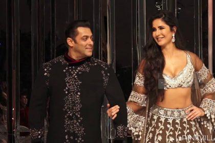 Salman Khan and Katrina Kaif: सलमान खान के लिए कटरीना कैफ बनी थी दुल्हन, बाहों में बाहें डाल किया था रैंप वॉक