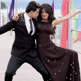Yeh Rishta Kya Kehlata Hai: Shivangi Joshi and Mohsin Khan dance on Salman Khan's song in throwback video
