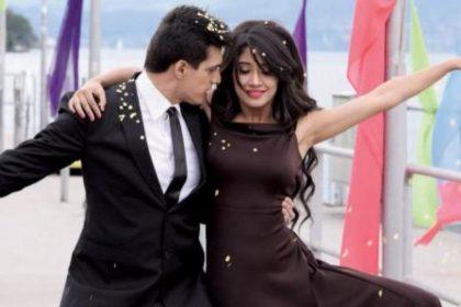 Yeh Rishta Kya Kehlata Hai: Shivangi Joshi and Mohsin Khan dance on Salman Khan's song in throwback video