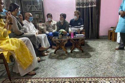 सुशांत सिंह राजपूत के परिवार से मिले शेखर सुमन
